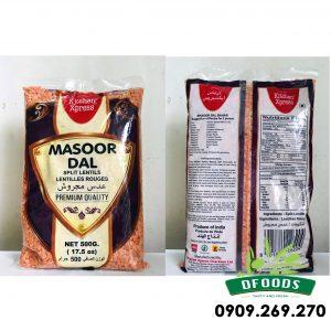 Đậu Lăng Đỏ – Masoor Dal