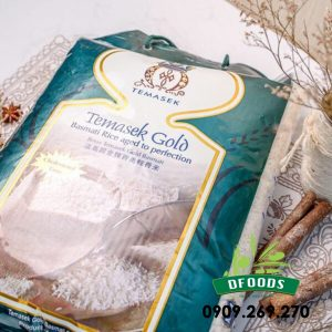 Gạo Ấn Độ Basmati Rice Temasek Gold