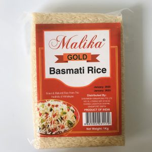 Gạo Ấn Độ Basmati Rice malika 1kg