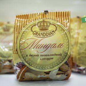 Kẹo Chocolate Hạnh Nhân Nga Grand Dian 450g