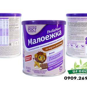 Sữa Bột Pediasure Của Nga 400gr (Dành Cho Trẻ Từ 1 Đến 10 Tuổi)