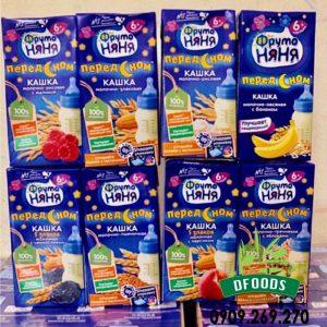 Sữa Nước Fruto Ngày, Đêm Cho Trẻ Trên 6 Tháng Tuổi