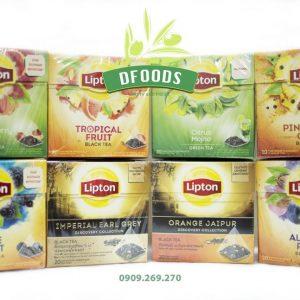 Trà Lipton Nga túi lọc