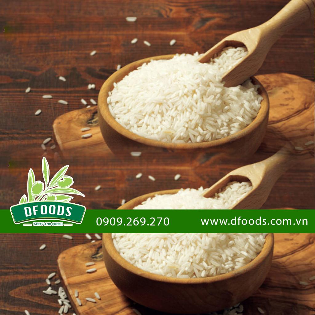 gạo Ponni Ấn Độ cho bệnh tim mạch