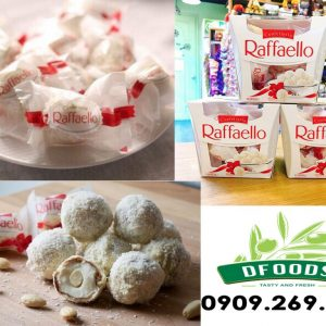 Kẹo Raffaello Socola bọc dừa Nga