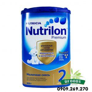 Sữa Nutrilon Nga Nội Địa số 2 800g (6 -12 tháng)