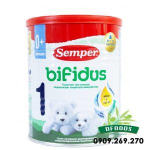 Sữa Semper Bifidus Số 1 400g của Nga