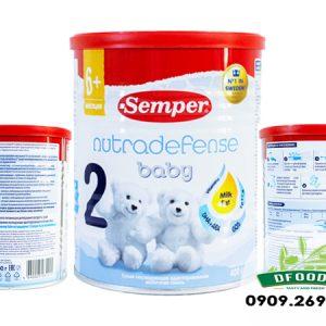 Sữa Semper Nutradefense Số 2 Của Nga