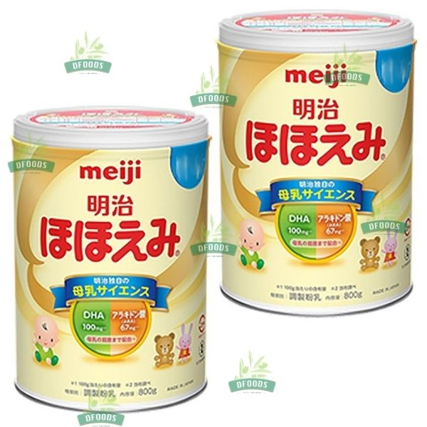 Sữa Bột Meiji Nội Địa Nhật Số 0