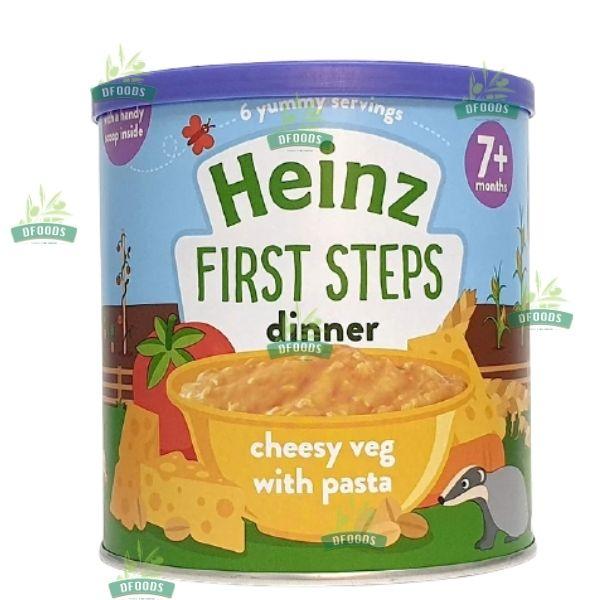 Bột ăn dặm Heinz First Steps