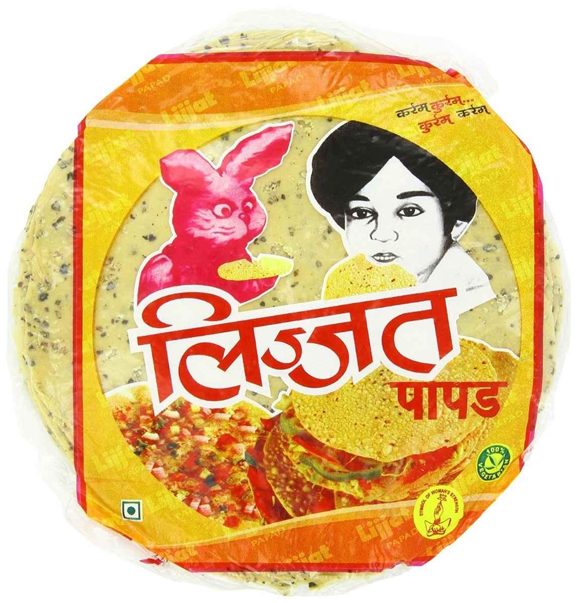 Bánh tráng Ấn Độ 200g - Masala Papad