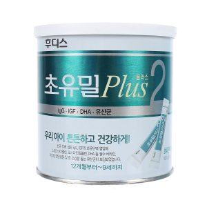 Sữa Non ilDong Colustrum Plus số 1 Nội Địa Hàn Quốc 1g x 100 gói