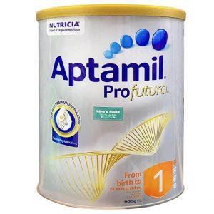 Sữa Bột Aptamil Pro Fruta Số 1 900G