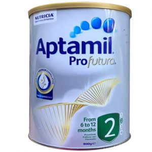 Sữa Bột Aptamil Pro Fruta Số 2 900G