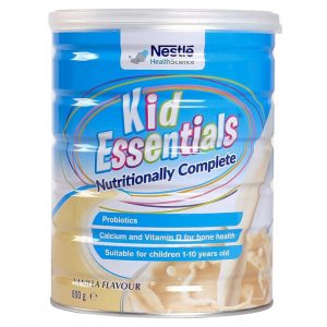 Sữa Kid Essentials Nestle Cho Trẻ Biếng Ăn (1-10 tuổi)