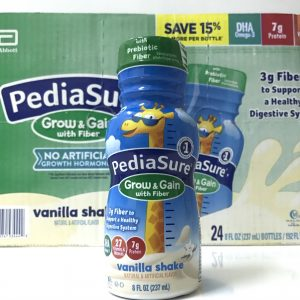 Sữa Pediasure chất xơ Fiber nước 237ml