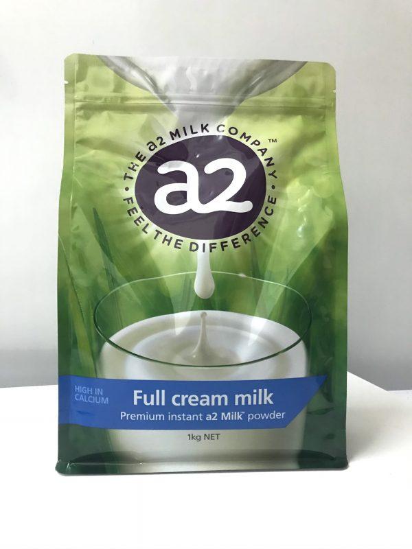 Sữa Nguyên Kem Dạng Bột A2 Úc (1kg) Mẫu mới